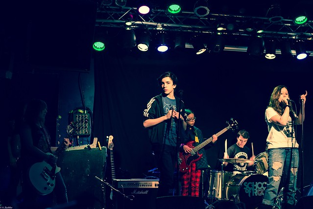 School Of Rock 2015 - Mixed Metal