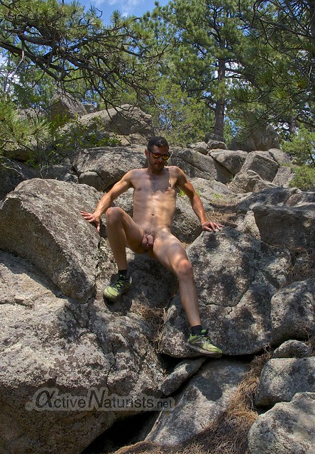 naturist 0001 Dream Canyon, Colorado, USA