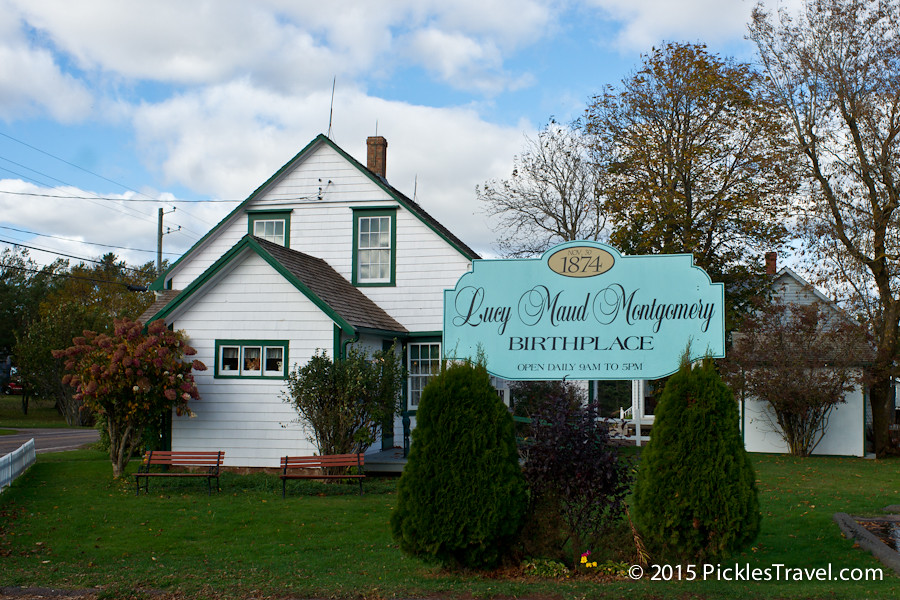 Lucy Maud Montgomery Home