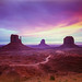 Monument Valley sunrise by earl.dieta