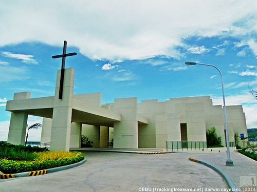 Cebu - Chapel of San Pedro Calungsod