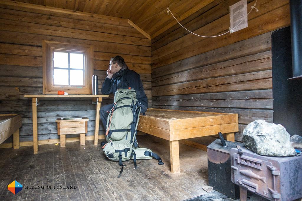 Inside Erikskojan