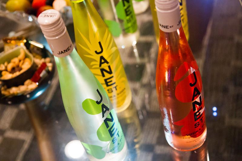 Jane St Vodka Soda