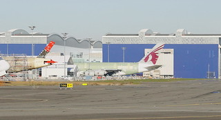 A380 QATAR AIRWAYS MSN 181 F-WWSC FUTURE A7-APE