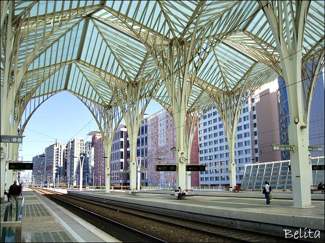 architecture-railway station