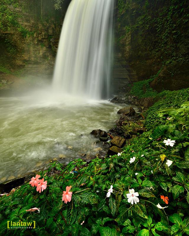 Hikong Alu (1st of the 7 Falls)