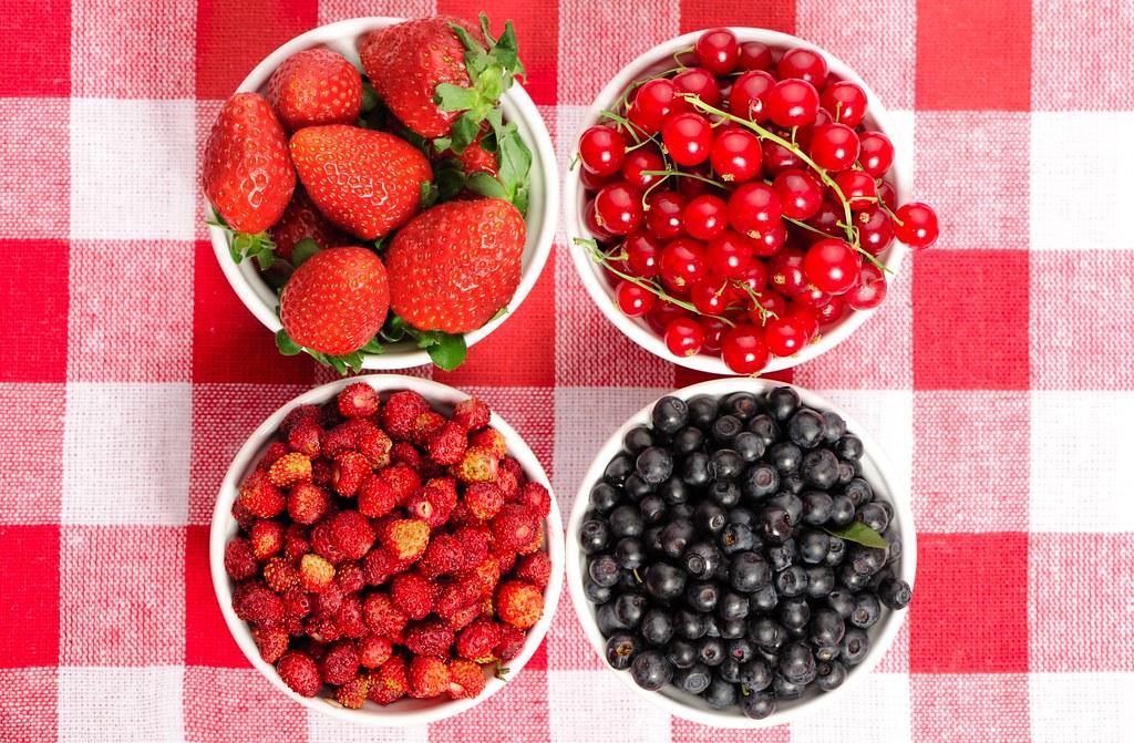 每周攝取3分花青素蔬果,降低女性心肌梗塞風險