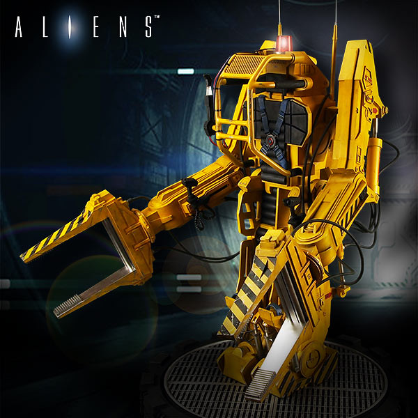 Hollywood Collectibles Group【異形2:雷普莉工程機器人】Ripley's Power Loader 限定版