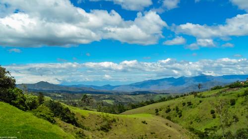 sky verde green landscape colombia paisaje cielo montañas montains laflorida nariño danielbarona