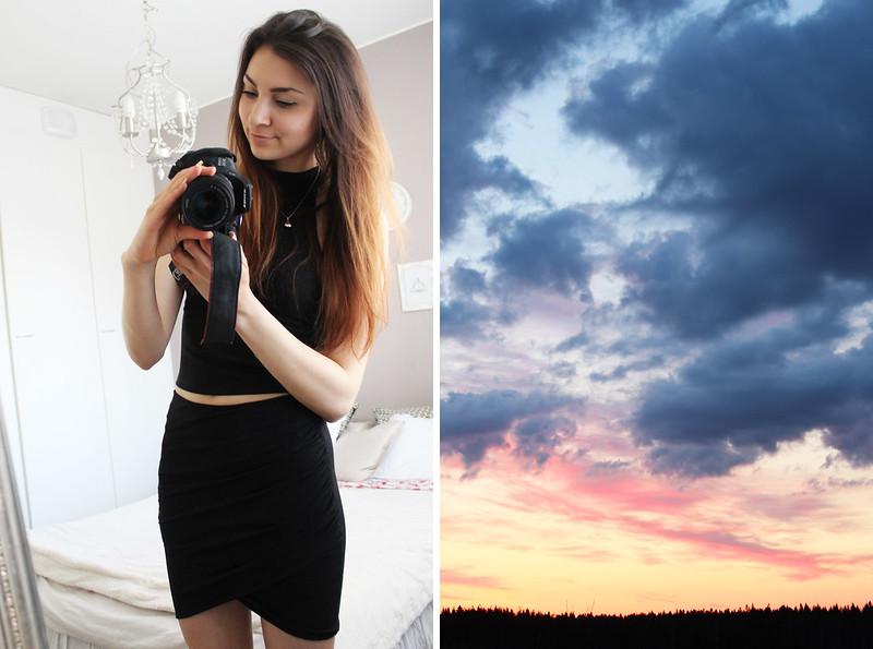 miii ja taivas