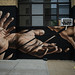 """beg borrow steal"" - James Bullough, Bushwick, Brooklyn"
