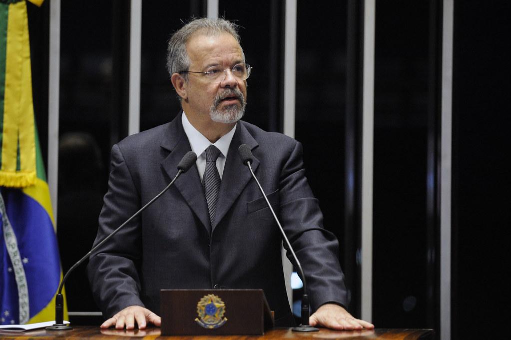 Raul Jungmann Foto: Edilson Rodrigues/Agência Senado