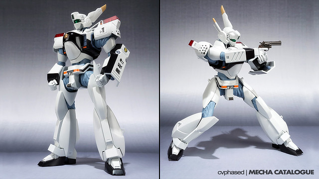 ROBOT Damashii <Side LABOR> Ingram 1