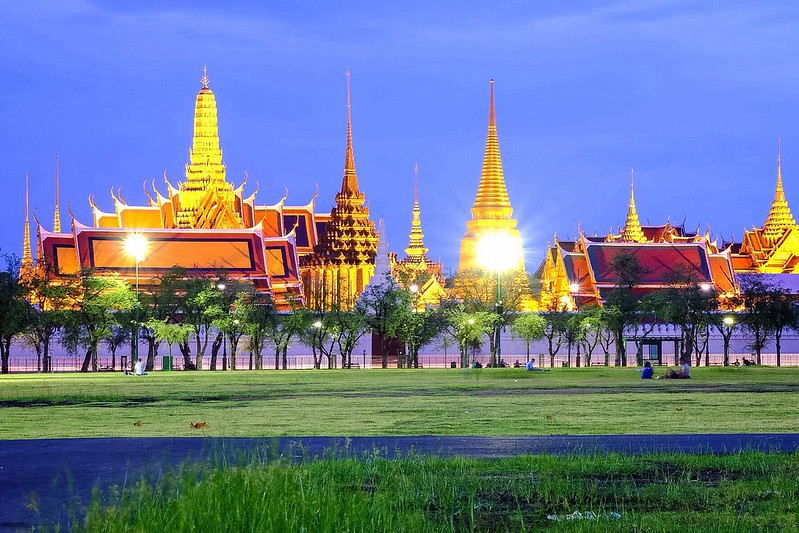"""The Grand Palace"""