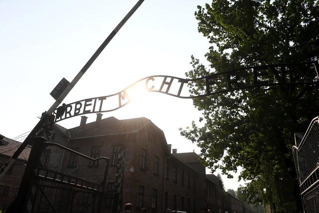 Wizyta papieża w obozie Auschwitz-Birkenau, 29 VII 2016