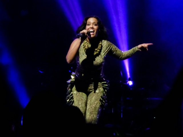 Amel Bent - Instinct Tour - Olympia, Paris (2013)