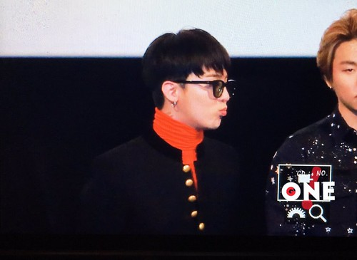 Big Bang - Movie Talk Event - 28jun2016 - G-One - 19
