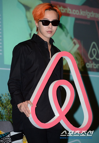 G-Dragon - Airbnb x G-Dragon - 20aug2015 - Sports Chosun - 05