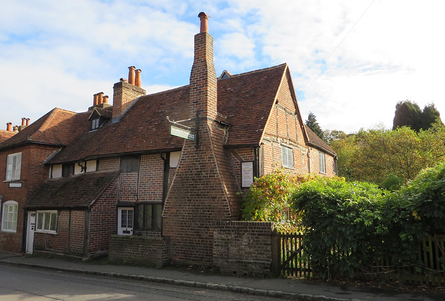 Milton's Cottage, Chalfont St Giles