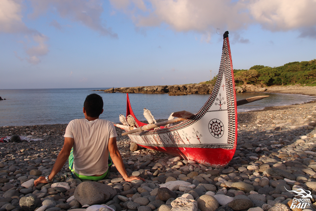 蘭嶼拼板舟_Lanyu Carving Boat43