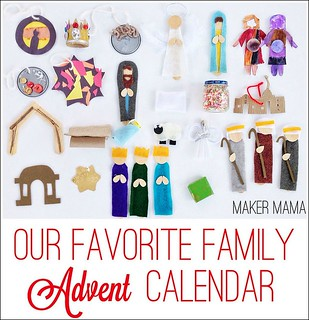 Our Favorite Family Advent Calendar