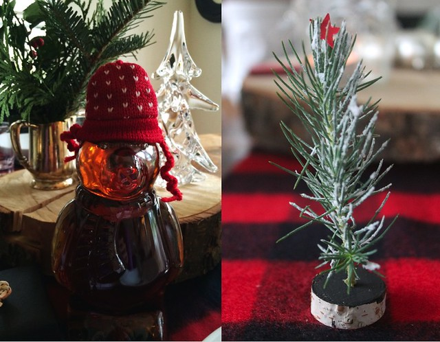 modern rustic christmas