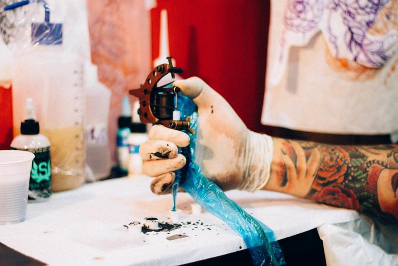 32/50 - Tattoo day