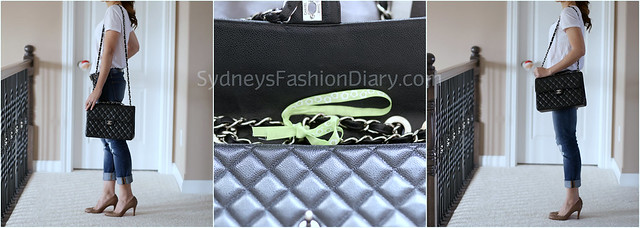 Chanel Jumbo Flap_SydneysFashionDiary