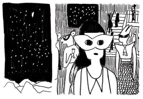 yumi sakugawa :: illustrations + comics