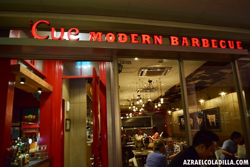 Cue Modern Barbecue restaurant Bonifacio High Street BGC Food Crawl Adventure (12)