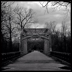 "R. H. Henry #Bridge on the Andrew ""Sugarman"" Daniel #Memorial #Highway. Shot Jan. 4th, 2015. #nikon #photography"