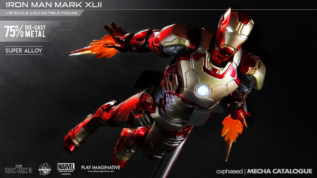 Play Imaginative - Super Alloy Iron Man Mark XLII
