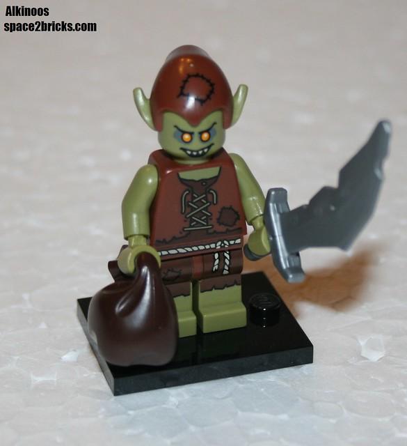 Lego Minifig série 13 goblin p1