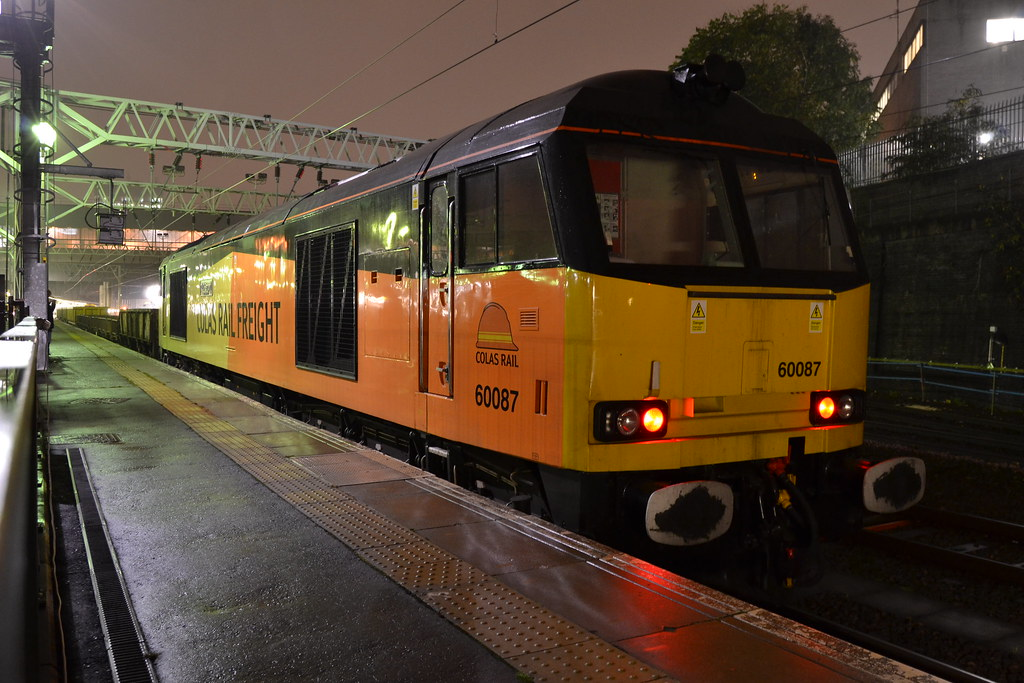 60087 London Euston