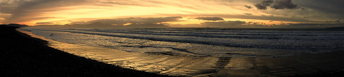 ireland sunset beach kerry banna 2014 landscapephotography irishlandscape bannabeach irishseascape lightandclouds sonynex5