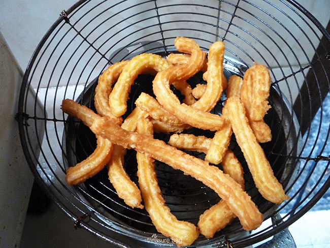 Churros Recipe 04