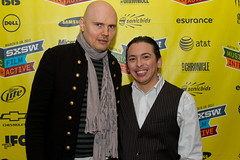 Billy Corgan and Brian Solis