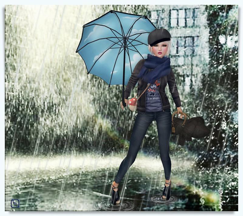 Rain, Rain, Go Away.