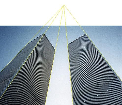 World Trade Center perspective
