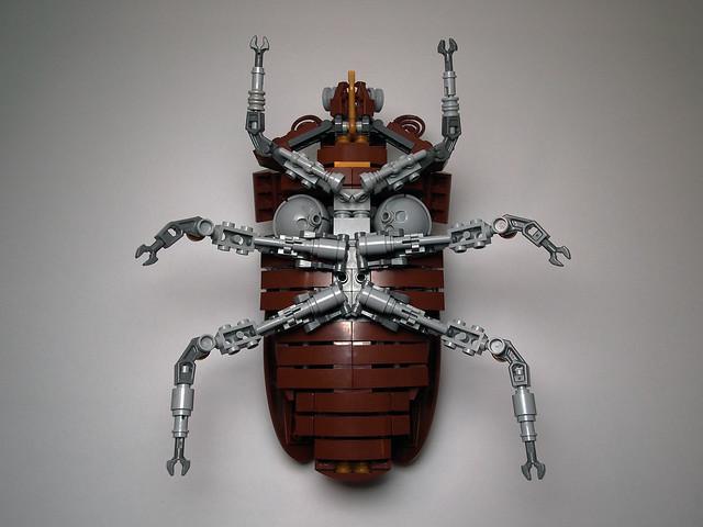 Mechanical Bug (legs)