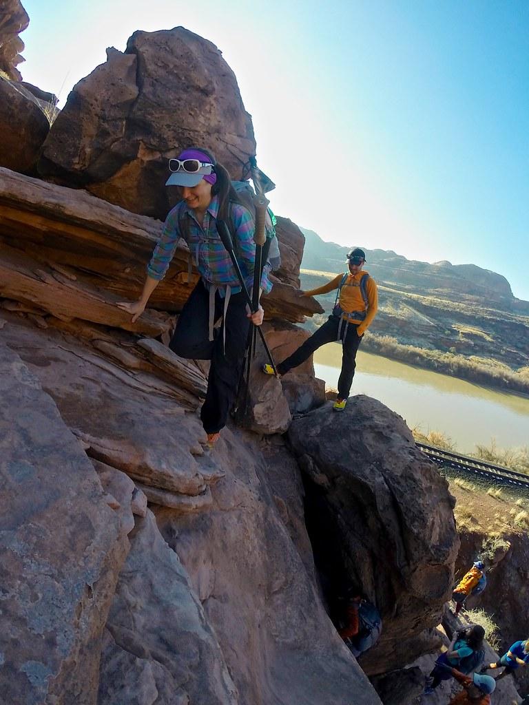Beginning of Culvert Canyon Trail