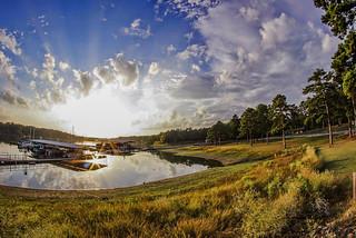 DeGrey Lake State Park, Arkansas