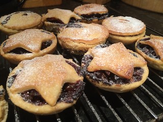Mince Pies : Close Up