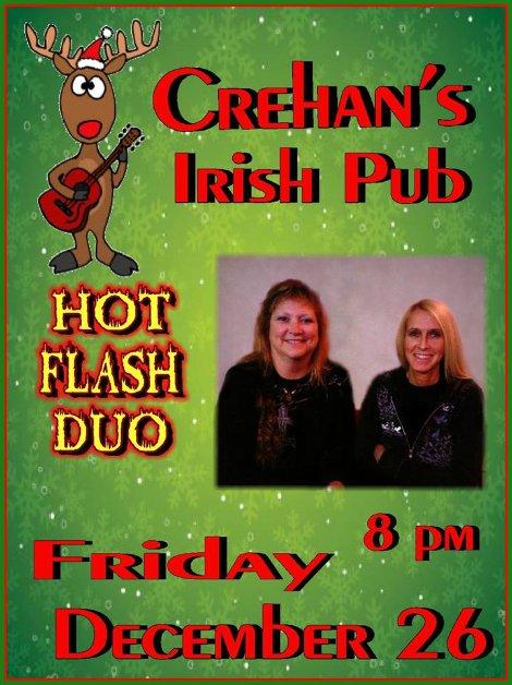 Hot Flash Duo 12-26-14