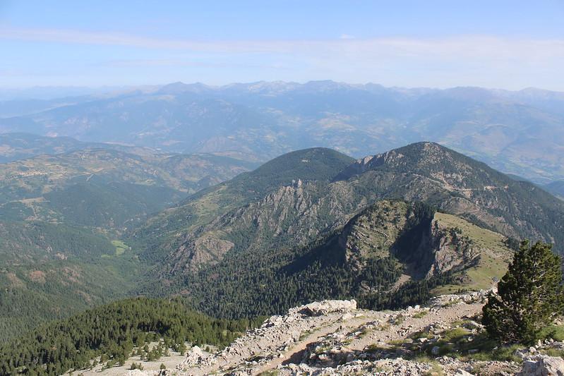 Serra del Cadí (Pas dels Gosolans)