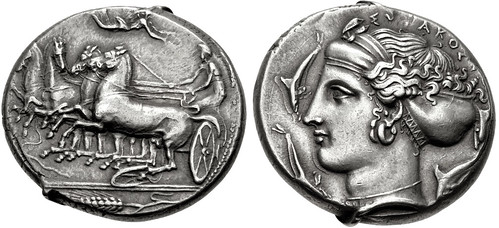 Triton XVIII sale lot 385