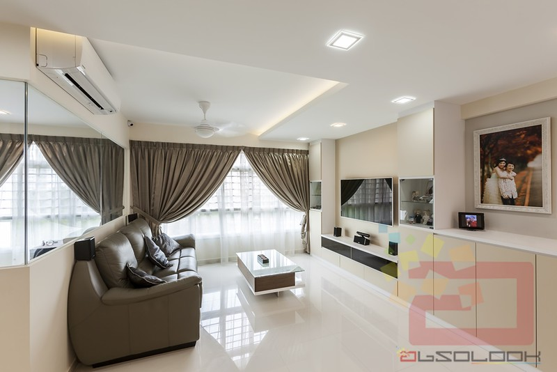 Hdb 5 room bto neutral palette blk 315c yishun greenwalk for Homebase design your own bedroom