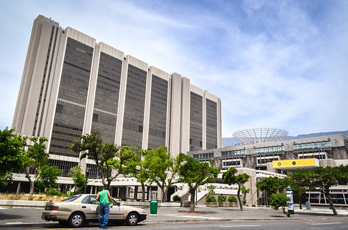 Civic Centre, Cape Town