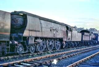 34092 City of Wells at Barry Scrapyard Peter Brabham collection