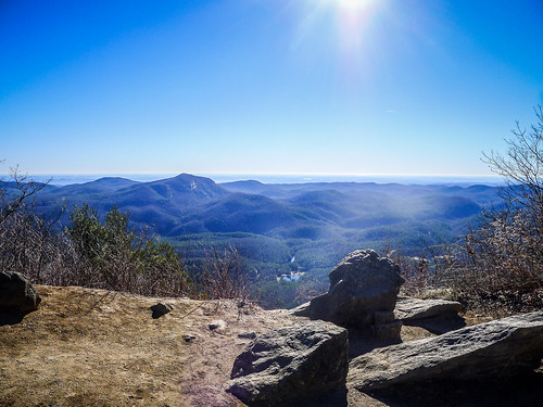 Whiteside Mountain-22